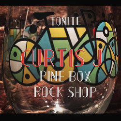 Curtis J _ Pine Box promo