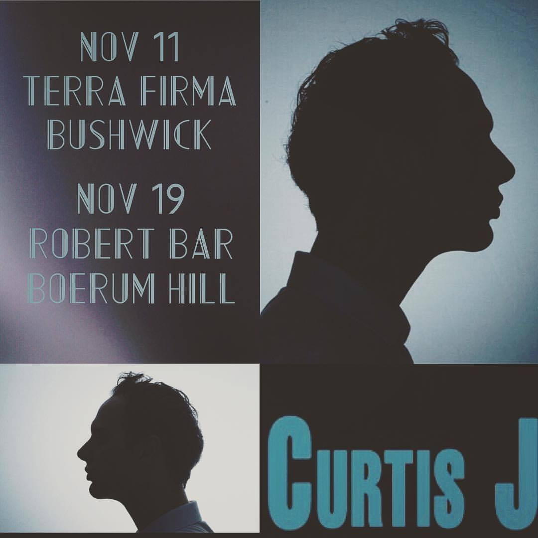 Curtis J _ Nov shows