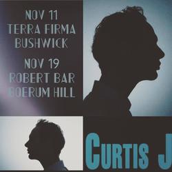 Curtis J _ Nov shows