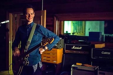 Curtis J | Native Sound | photo by David