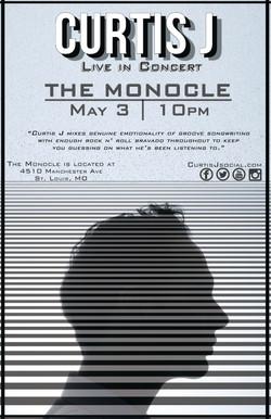 Curtis J solo Monocle