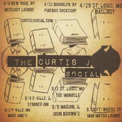 Curtis J may tour pic