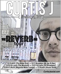 Dec-Jan 2016 Reverb tour