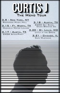 March tour 2017 | USA