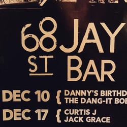 68 Jay St Bar   Brooklyn, NY dec
