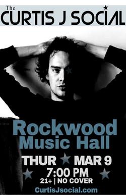 Rockwood Music Hall   New York, NY