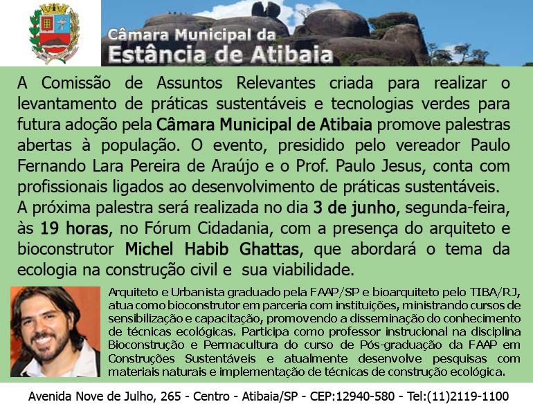 Prefeitura de Atibaia - 03/06/2013