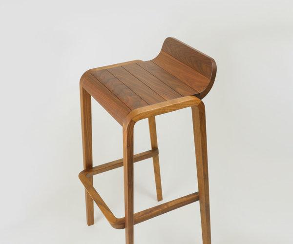 Meji Counter Chair