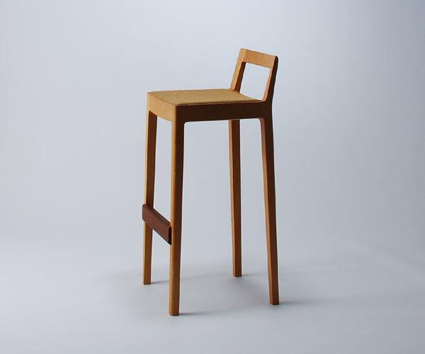 R+R Counter Chair
