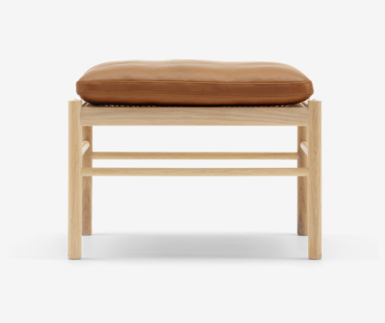 OW149F | COLONIAL FOOTSTOOL
