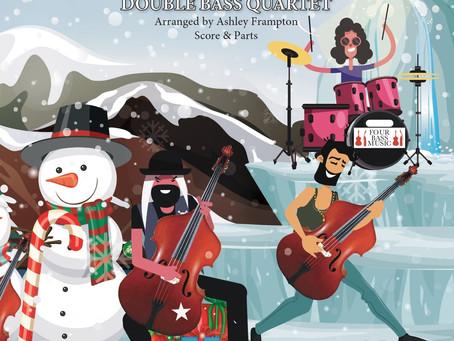 Coming Soon! Jingle Bass Rock, a 70's ish Christmas Medley