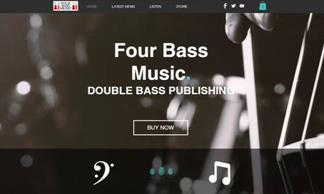 Fourbass Music Makeover!