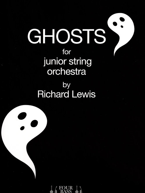 Ghosts for junior string Orchestra