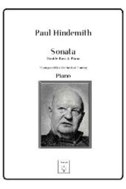 Hindemith Sonata for Double Bass