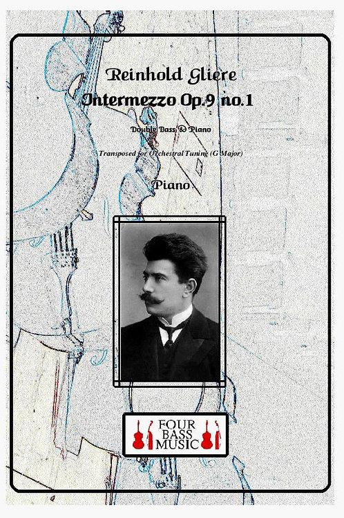R. Gliere Intermezzo Op. 9 no. 1 Orchestral Tuning