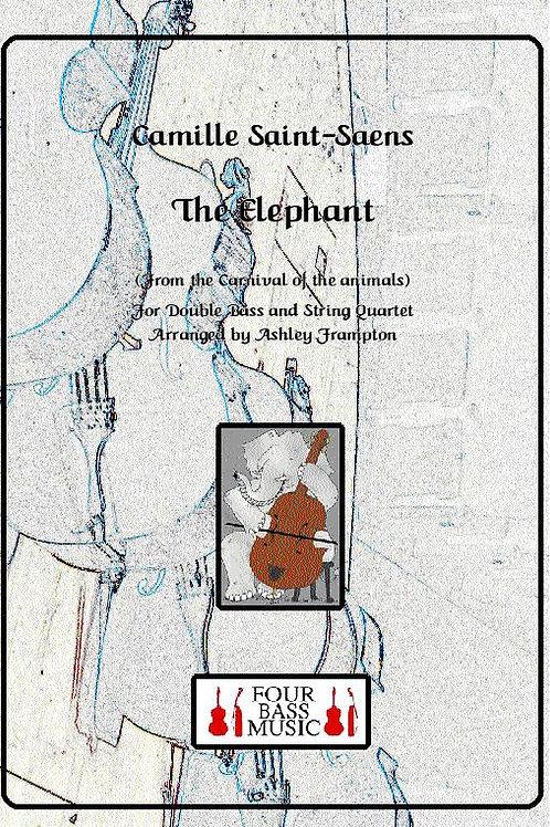 The Elephant (for Bass & String Quartet)