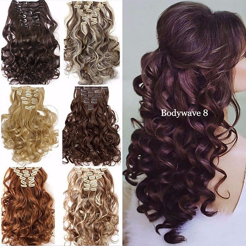 How to put in 8 piece clip in hair extensions image collections candies bodywave 8 piece clip in hair extensions bodywave 8 piece clip in hair extensions pmusecretfo pmusecretfo Images