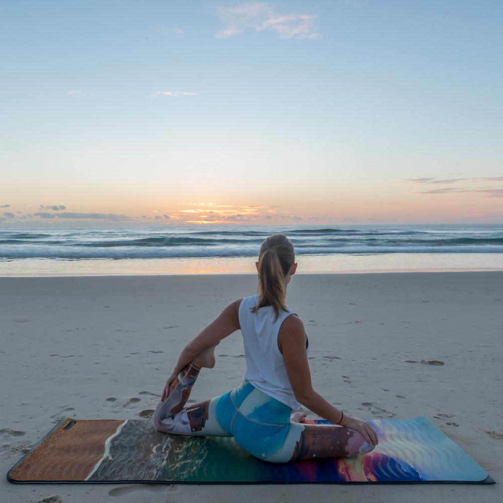 not flexible enough for yoga