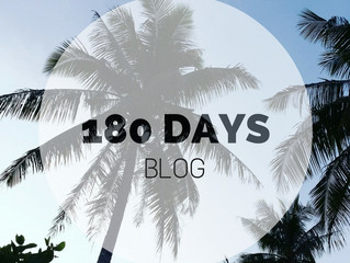 180 days of BLOG