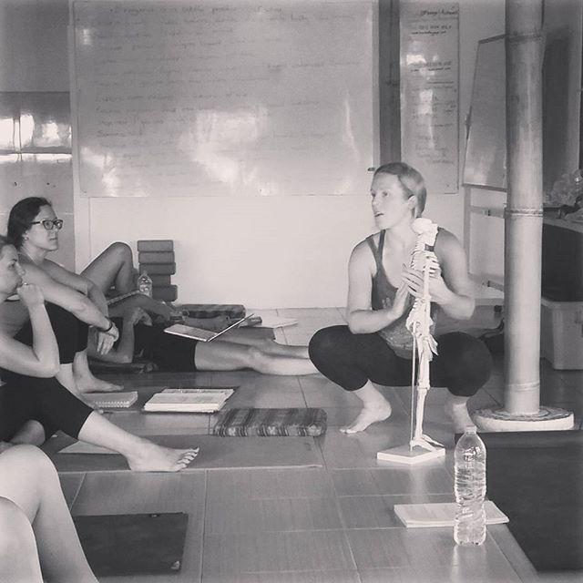 bali yoga teacher training