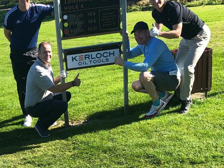 Kerloch secures 3rd place at the Annual Craibstone Cooperate Challenge