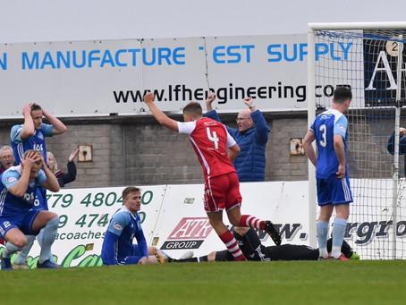 Peterhead Nets Another Season Of League One Football