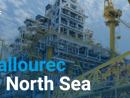 Development of Vallourec services offer in the North Sea