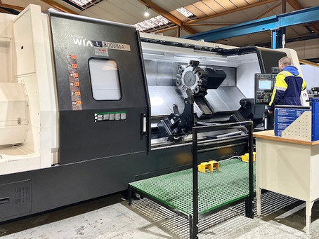 Kerloch continues investment in World-Leading machine tools