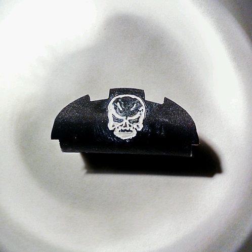 JP8 Slug Plug fits Glock, Zombie Skull with White Paint