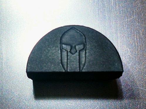 JP2 Slug Plug fits Glock, Engraved with Spartan Helmet