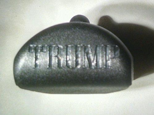 JP6 Slug Plug for Glock, Engraved with TRUMP