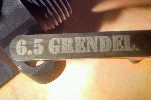 """Lower Mag Release Catch """"6.5 GRENDEL"""""""