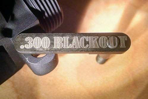 "Lower Mag Release Catch "".300 BLACKOUT"""