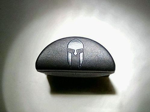 JP4 Slug Plug fits Glock, Engraved with Spartan Helmet