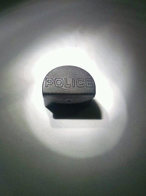Lone Wolf Slug Plug fits Glock w/ POLICE,Subdued,Gen 1-3