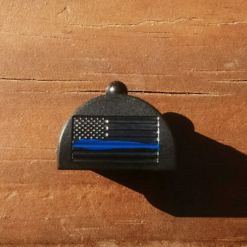 JP1 Slug Plug fits Glock, Engraved with Thin Blue Line