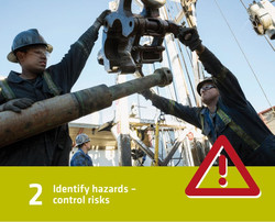 2- identify hazards - control risks