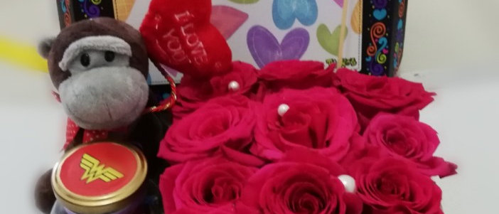 Regalo 12 rosas