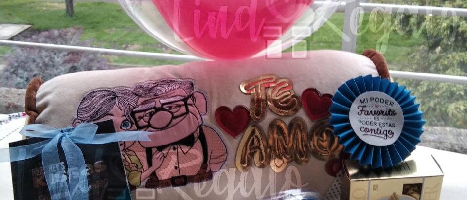 Carl & Ellie Amor Eterno
