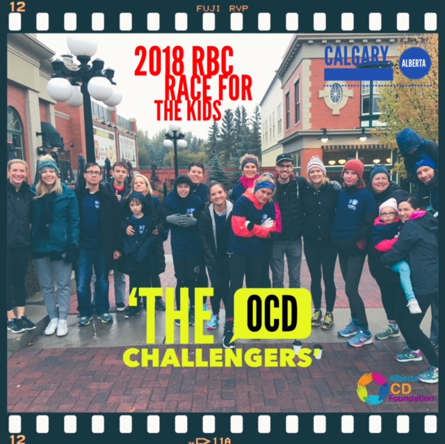 The OCD Challengers