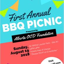 1st Annual AOCDF Free BBQ Picnic