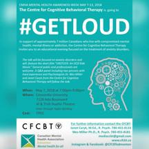 #GETLOUD about Mental Health!