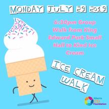 Ice Cream Walk