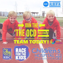 'The OCD Challengers' - Join the Team! Calgary, Alberta