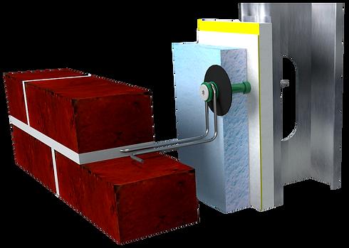 Thermal-Grip Masonry Veneer Anchor