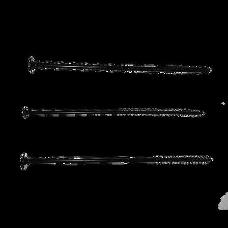 SIP Screws - 3 Thread Options