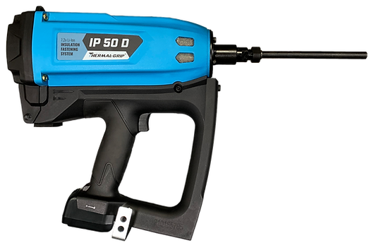 Thermal-Grip Insulation Fastening System