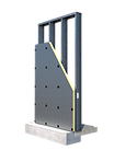 Fasteners for Continuous Rigid Insulation Attachment from Rodenhouse TRUFAST Walls