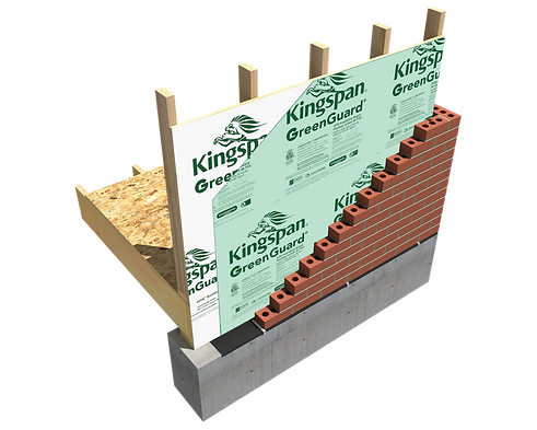 XPS-Brick-Wood-Stud--Kingspan-GreenGuard