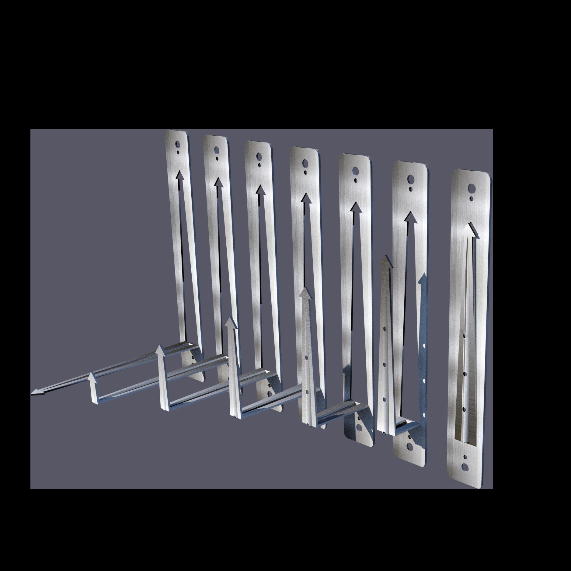 Grip-Lok® MW Plate All Lengths